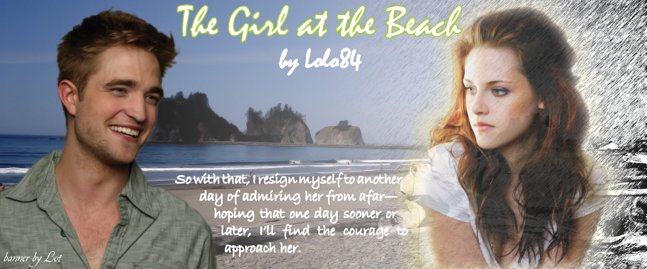 The Girl at the Beach